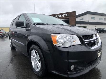 2017 Dodge Grand Caravan Crew (Stk: 20193) in Sudbury - Image 1 of 23