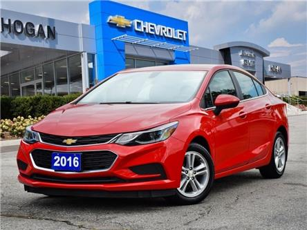 2016 Chevrolet Cruze LT Auto (Stk: A605156) in Scarborough - Image 1 of 26
