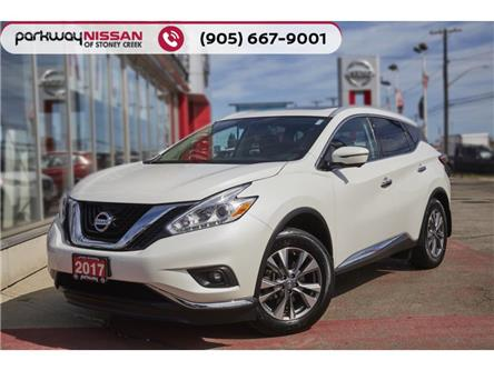 2017 Nissan Murano  (Stk: N20581A) in Hamilton - Image 1 of 25