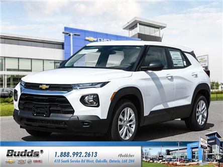 2021 Chevrolet TrailBlazer LS (Stk: TB1008) in Oakville - Image 1 of 25