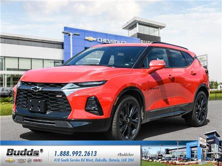 2020 Chevrolet Blazer RS (Stk: BZ0005) in Oakville - Image 1 of 25