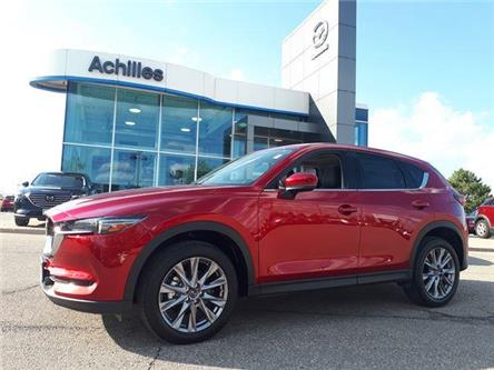 2019 Mazda CX-5 GT w/Turbo (Stk: H1883) in Milton - Image 1 of 16