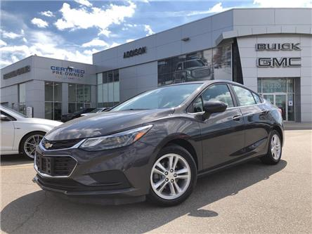 2016 Chevrolet Cruze LT Auto (Stk: U317659) in Mississauga - Image 1 of 20