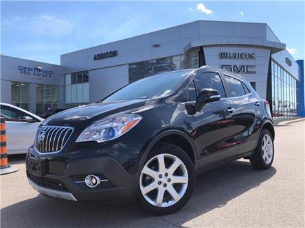 2015 Buick Encore Leather (Stk: U223918) in Mississauga - Image 1 of 23