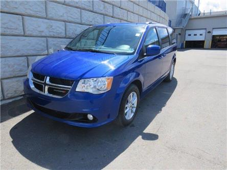 2019 Dodge Grand Caravan CVP/SXT (Stk: D01029P) in Fredericton - Image 1 of 14