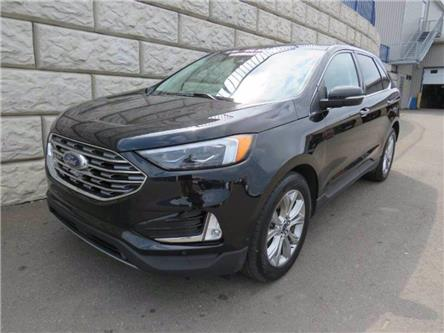 2019 Ford Edge Titanium (Stk: D01016P) in Fredericton - Image 1 of 23