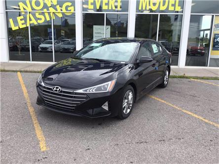 2020 Hyundai Elantra Preferred w/Sun & Safety Package (Stk: H12584) in Peterborough - Image 1 of 14
