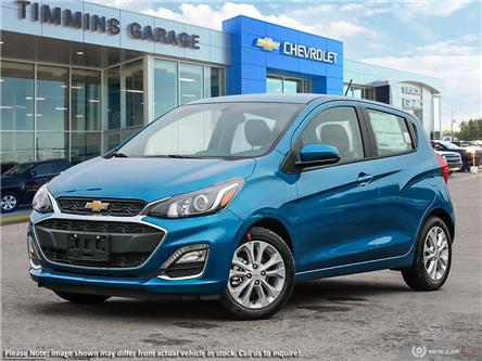 2021 Chevrolet Spark 1LT CVT (Stk: 21014) in Timmins - Image 1 of 22