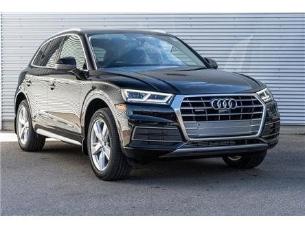 2020 Audi Q5 45 Technik (Stk: N5657) in Calgary - Image 1 of 19
