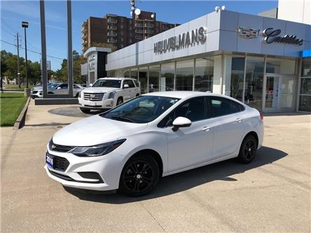 2016 Chevrolet Cruze LT Auto (Stk: 20052A) in Chatham - Image 1 of 18