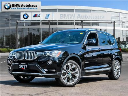 2017 BMW X3 xDrive28i (Stk: P9609) in Thornhill - Image 1 of 30