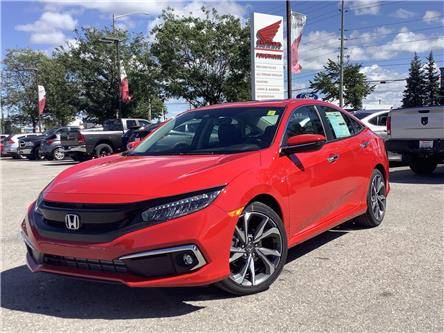 2020 Honda Civic Touring (Stk: 201124) in Barrie - Image 1 of 21