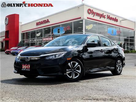 2017 Honda Civic LX (Stk: U2202) in Guelph - Image 1 of 23