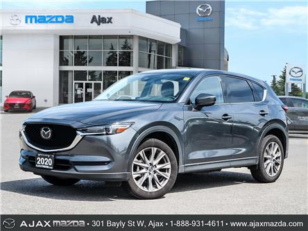 2020 Mazda CX-5 GT (Stk: 19-1835A) in Ajax - Image 1 of 28