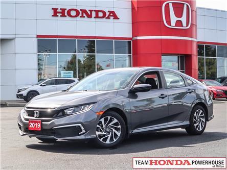 2019 Honda Civic EX (Stk: 3650) in Milton - Image 1 of 27