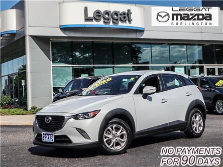 2018 Mazda CX-3 GS (Stk: 2318LT) in Burlington - Image 1 of 22