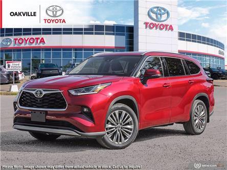 2020 Toyota Highlander Limited (Stk: 201168) in Oakville - Image 1 of 23