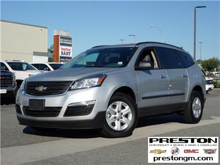 2017 Chevrolet Traverse LS (Stk: 0207211) in Langley City - Image 1 of 28