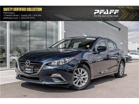 2015 Mazda Mazda3 GS (Stk: S00764A) in Guelph - Image 1 of 22
