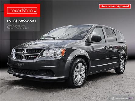 2015 Dodge Grand Caravan SE/SXT (Stk: ) in Ottawa - Image 1 of 23