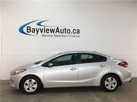 2017 Kia Forte LX (Stk: 36913W) in Belleville - Image 1 of 27