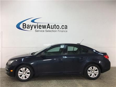 2016 Chevrolet Cruze Limited 1LS (Stk: 35626RAA) in Belleville - Image 1 of 23