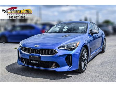 2019 Kia Stinger GT-Line (Stk: 047392) in Bolton - Image 1 of 22