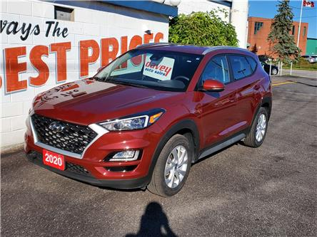 2020 Hyundai Tucson Preferred (Stk: 20-407) in Oshawa - Image 1 of 15