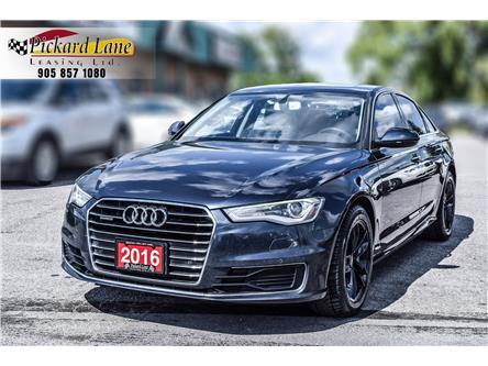 2016 Audi A6 3.0 TDI Progressiv (Stk: 007201) in Bolton - Image 1 of 20