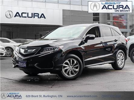 2018 Acura RDX Tech (Stk: 4292) in Burlington - Image 1 of 27
