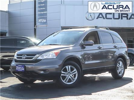 2011 Honda CR-V EX-L (Stk: 4287A) in Burlington - Image 1 of 25