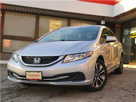 2015 Honda Civic EX (Stk: 2007209) in Waterloo - Image 1 of 22