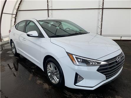 2020 Hyundai Elantra Preferred (Stk: 16802) in Thunder Bay - Image 1 of 9