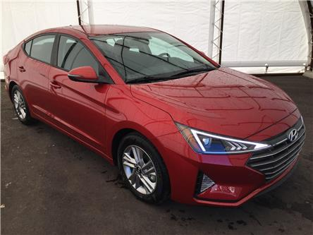 2020 Hyundai Elantra Preferred (Stk: 16959) in Thunder Bay - Image 1 of 9