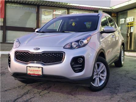 2017 Kia Sportage LX (Stk: 2008246) in Waterloo - Image 1 of 19