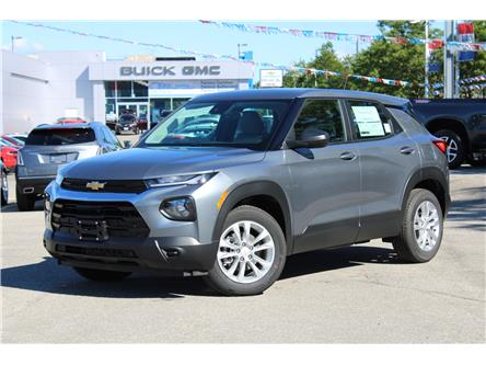 2021 Chevrolet TrailBlazer LS (Stk: 3130150) in Toronto - Image 1 of 24