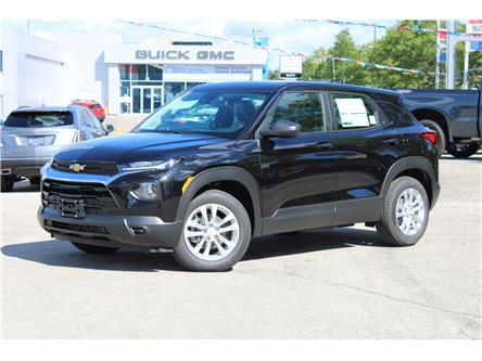 2021 Chevrolet TrailBlazer LS (Stk: 3130787) in Toronto - Image 1 of 24