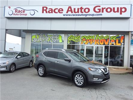 2019 Nissan Rogue SV (Stk: 17660) in Dartmouth - Image 1 of 19