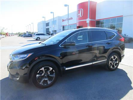 2018 Honda CR-V Touring (Stk: SS3959) in Ottawa - Image 1 of 15