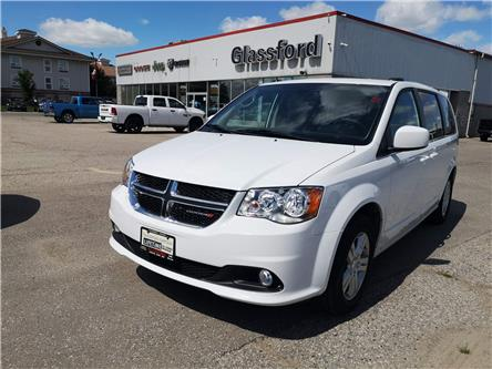 2020 Dodge Grand Caravan Crew (Stk: 20-243) in Ingersoll - Image 1 of 19