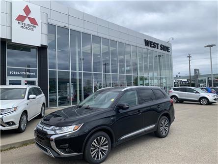 2020 Mitsubishi Outlander SEL (Stk: T20019) in Edmonton - Image 1 of 27