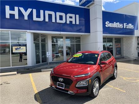 2018 Hyundai Kona 2.0L Preferred (Stk: 99461) in Smiths Falls - Image 1 of 8