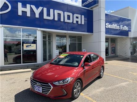2018 Hyundai Elantra GL (Stk: 97791) in Smiths Falls - Image 1 of 8