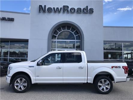 2017 Ford F-150 Limited (Stk: 25013T) in Newmarket - Image 1 of 14