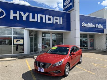 2017 Hyundai Sonata GL (Stk: T13001) in Smiths Falls - Image 1 of 8
