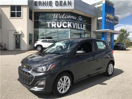 2021 Chevrolet Spark 1LT CVT (Stk: 15435) in Alliston - Image 1 of 11