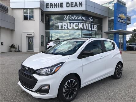 2021 Chevrolet Spark 1LT Manual (Stk: 15434) in Alliston - Image 1 of 12