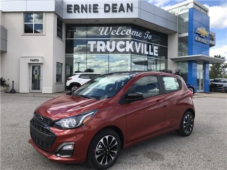 2021 Chevrolet Spark 1LT CVT (Stk: 15431) in Alliston - Image 1 of 12