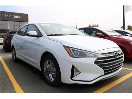 2020 Hyundai Elantra Preferred w/Sun & Safety Package (Stk: 02938) in Saint John - Image 1 of 3