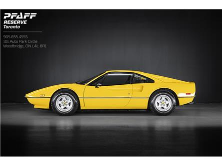 1976 Ferrari 308 GTB Coupe (Stk: VS002) in Woodbridge - Image 1 of 23